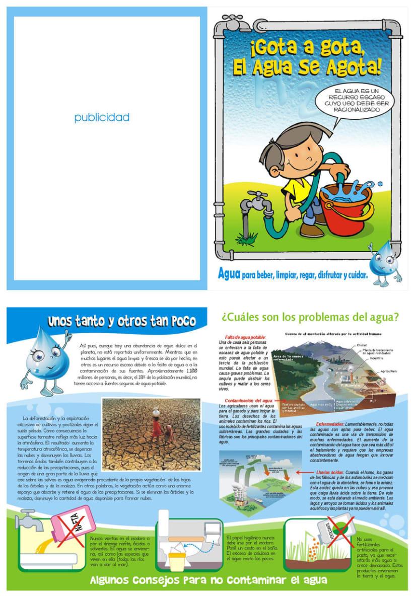Aguas  (folletos) 2