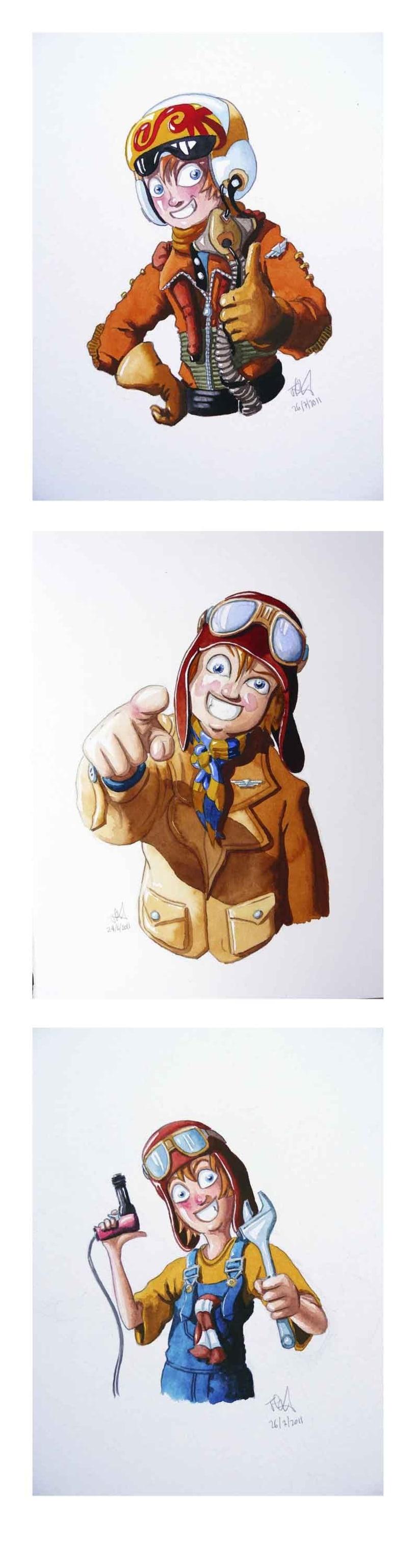 Pilotos 1