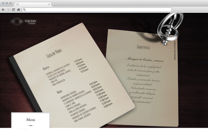 Restaurant La Broche - Sergi Arola 4