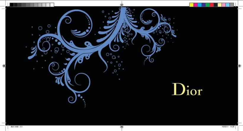 Catálogo Dior 2
