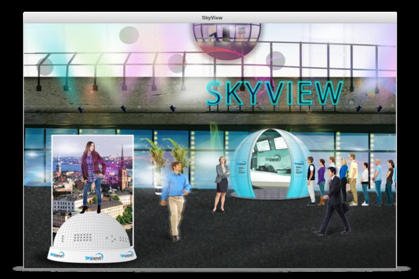 SkyView - Diseño de gondola 4