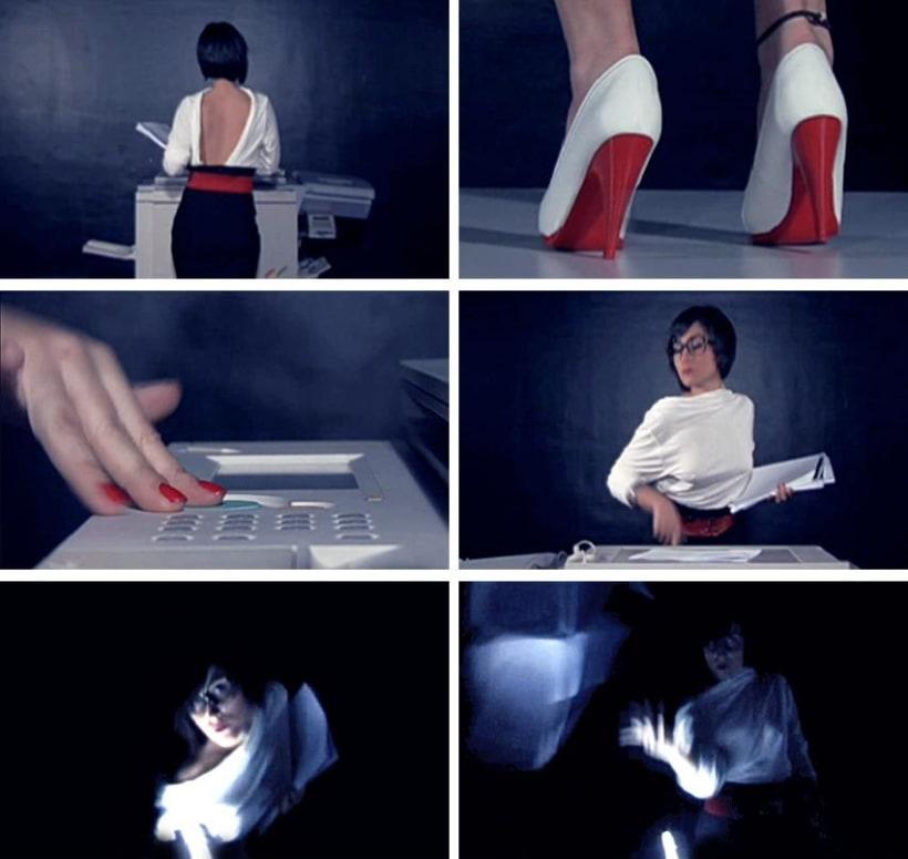 Audiovisual (direc. arte) 16