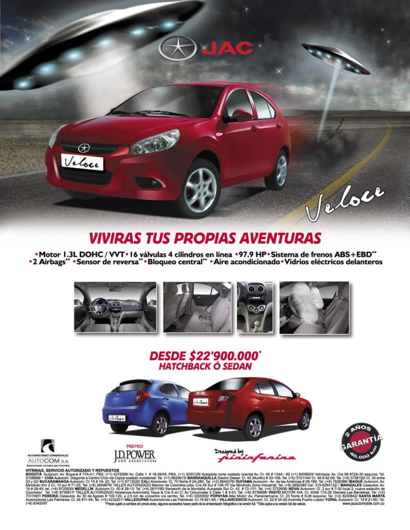Publicidad AUTOCOM y KIA PLAZA 14