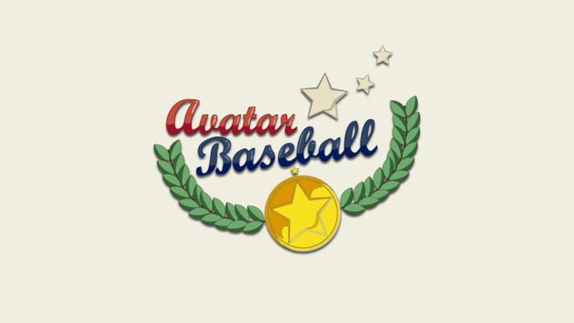 Apartado gráfico 2D para Avatar Baseball 3