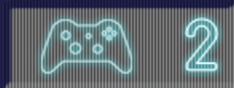 Apartado gráfico 2D para Marvelous Galaxy 9
