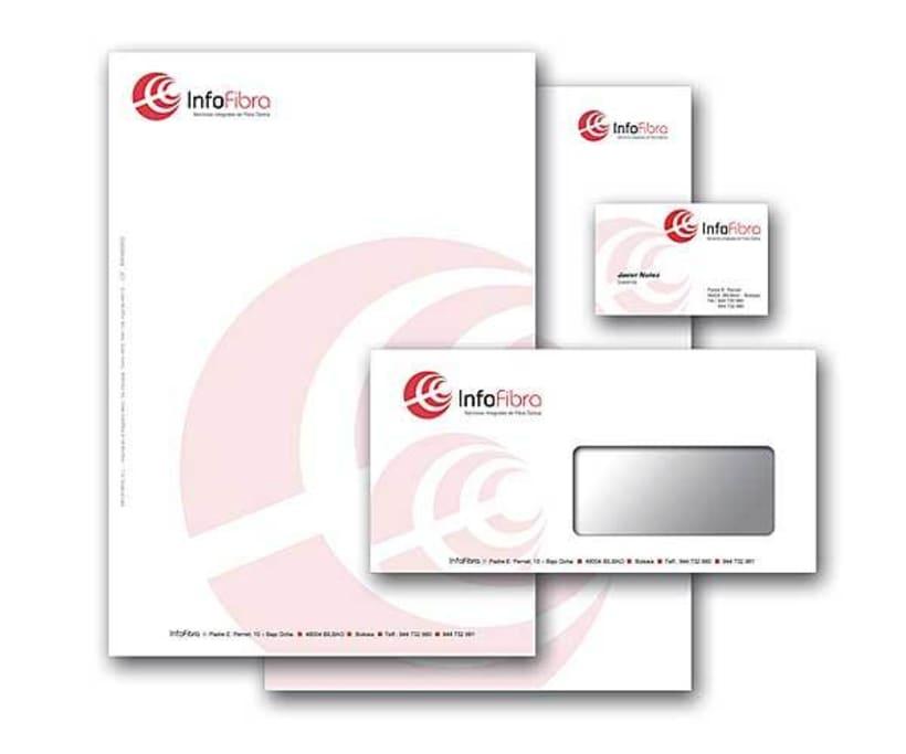 InfoFibra · Identidad Corporativa 3