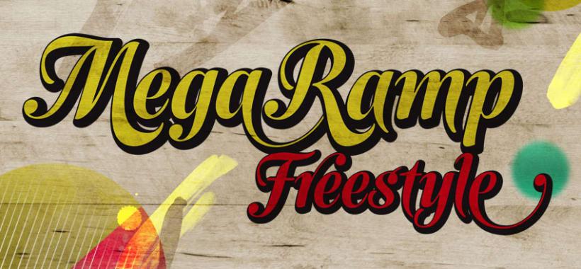 Megaramp Freestyle 2011 3