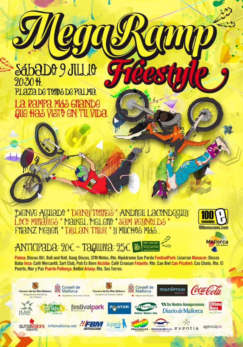 Megaramp Freestyle 2011 4