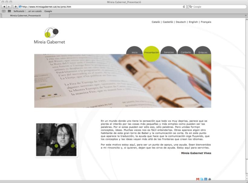 Mireia Gabernet Serveis Lingüístics 4