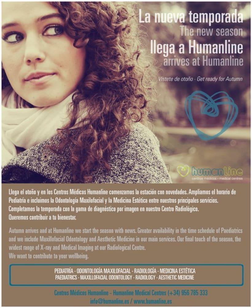 Humanline 10