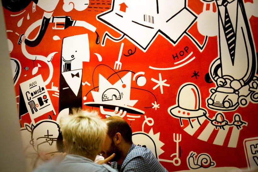 Mural Icasual 25