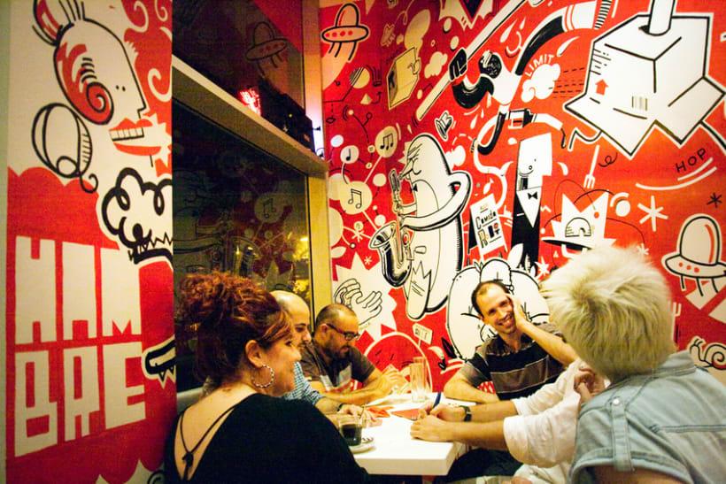 Mural Icasual 21