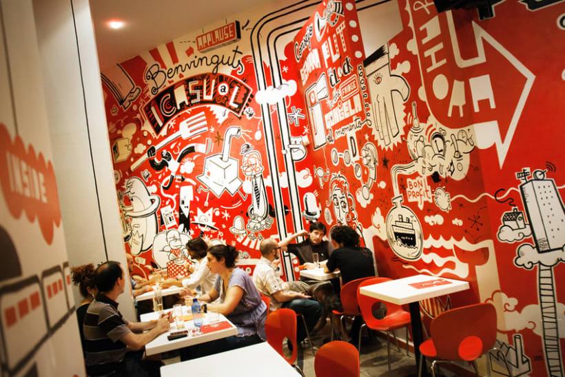 Mural Icasual 16