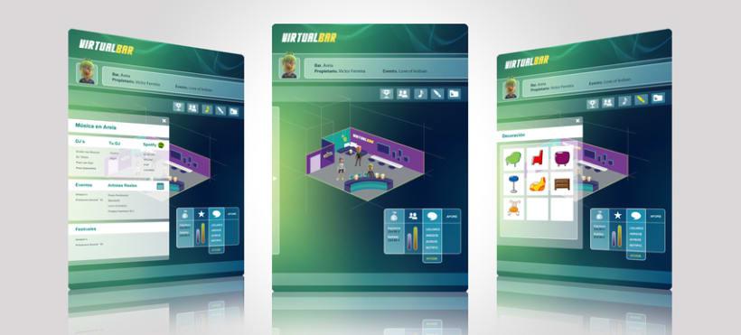 Aplicación Virtual Bar 3