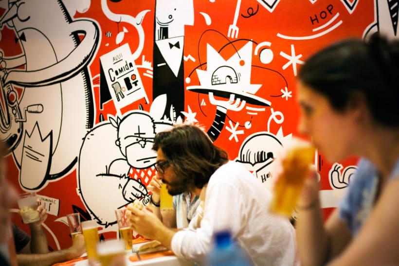 Mural Icasual 13
