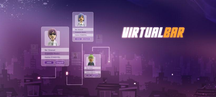 Aplicación Virtual Bar 2