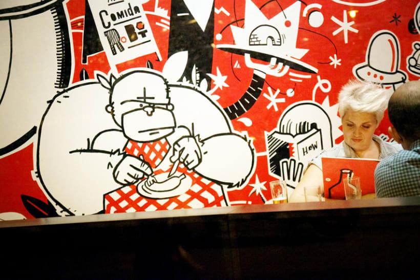 Mural Icasual 9