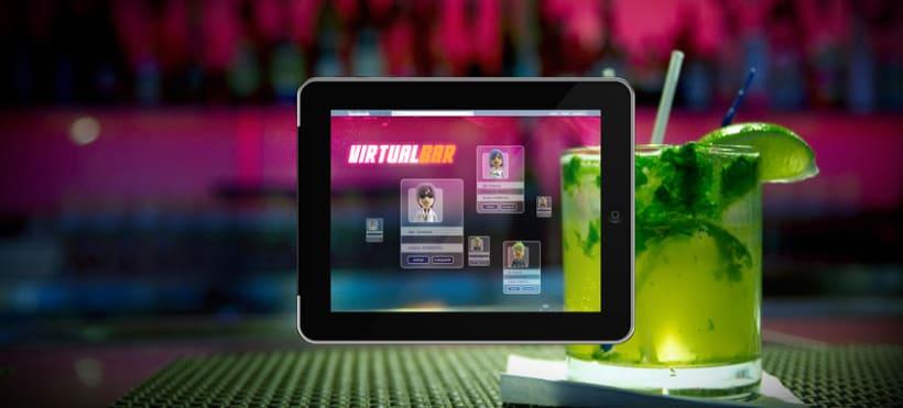 Aplicación Virtual Bar 1