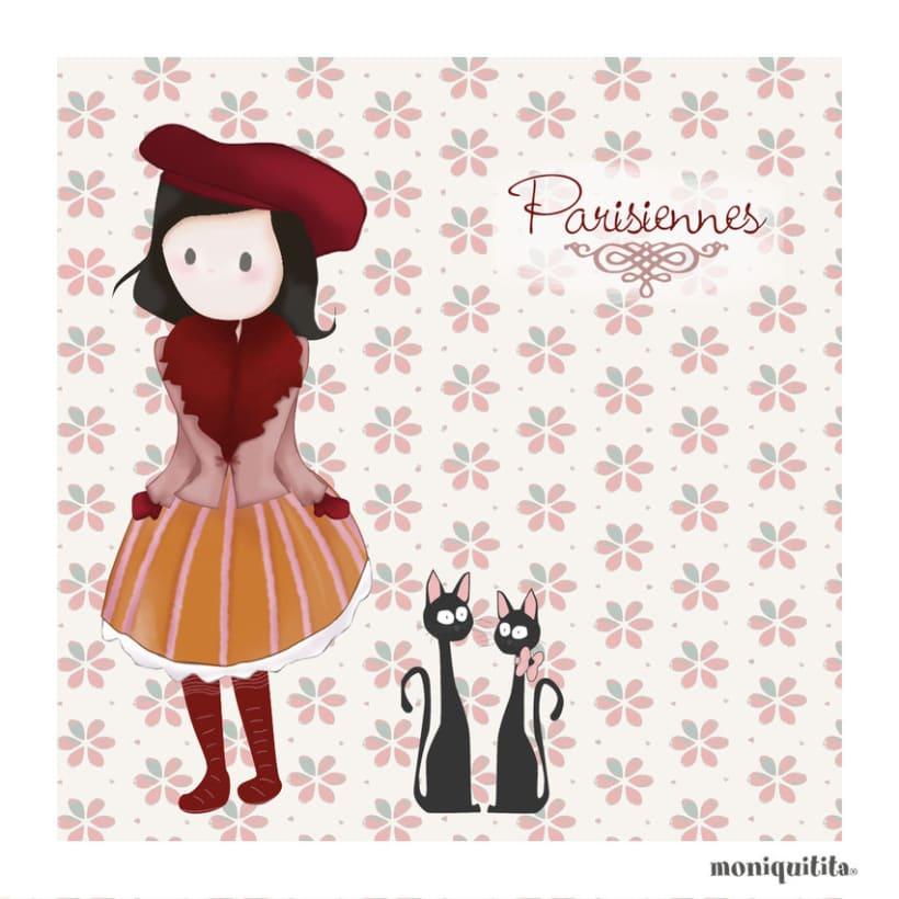 Parisiennes 5