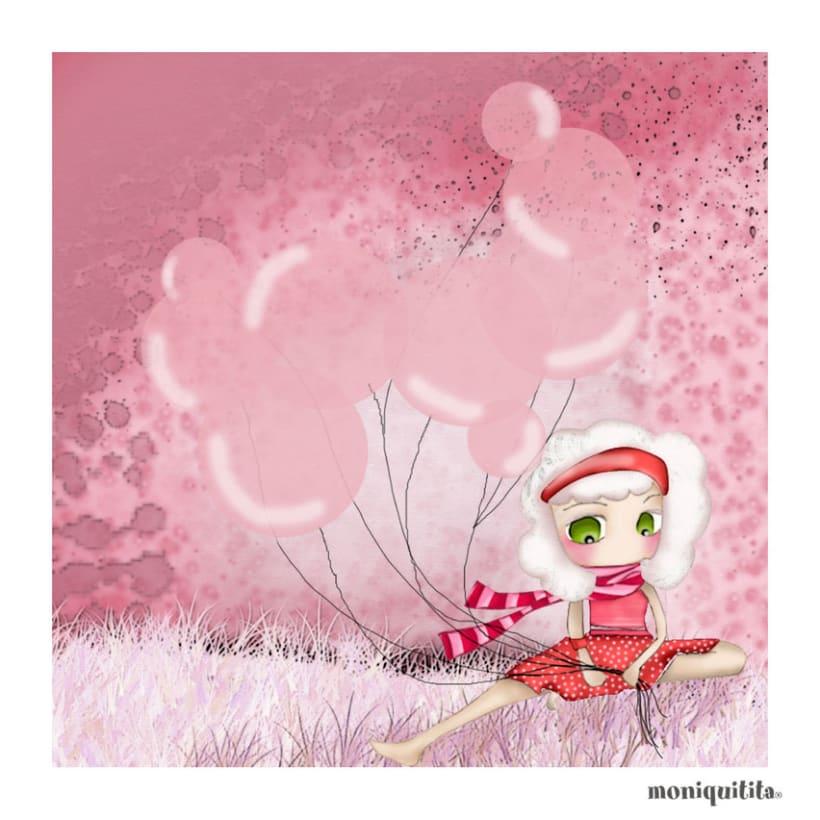 Le ballon rose 5