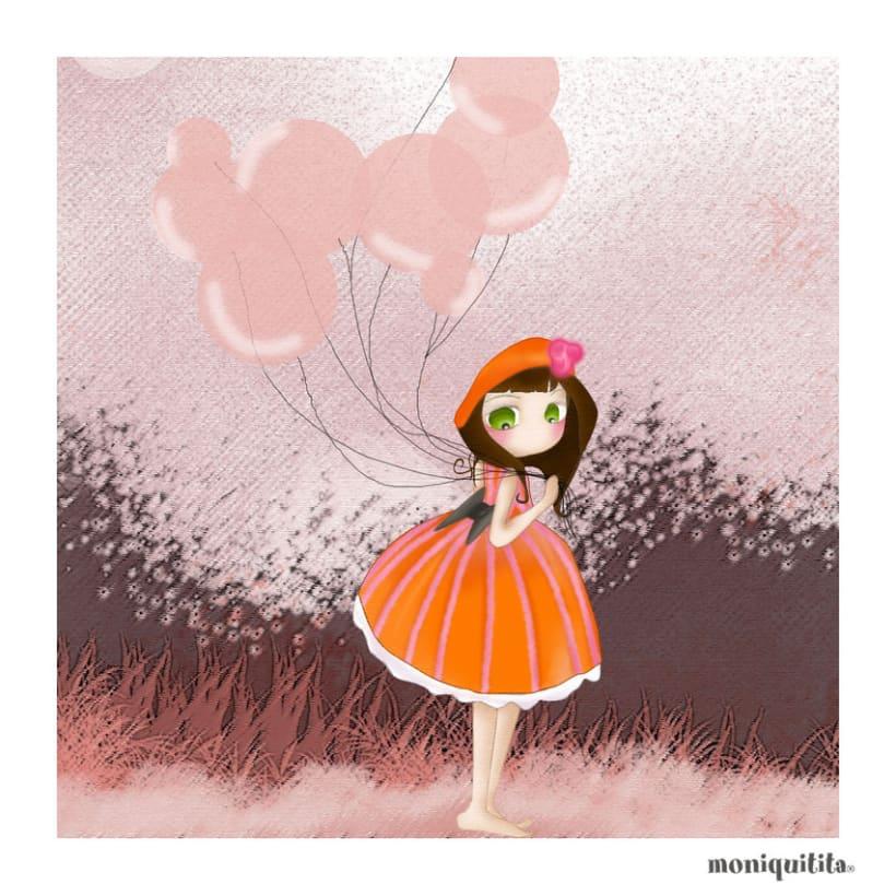 Le ballon rose 4