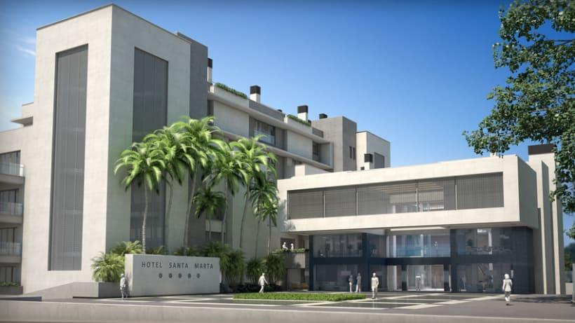 Hotel Santa Marta 2