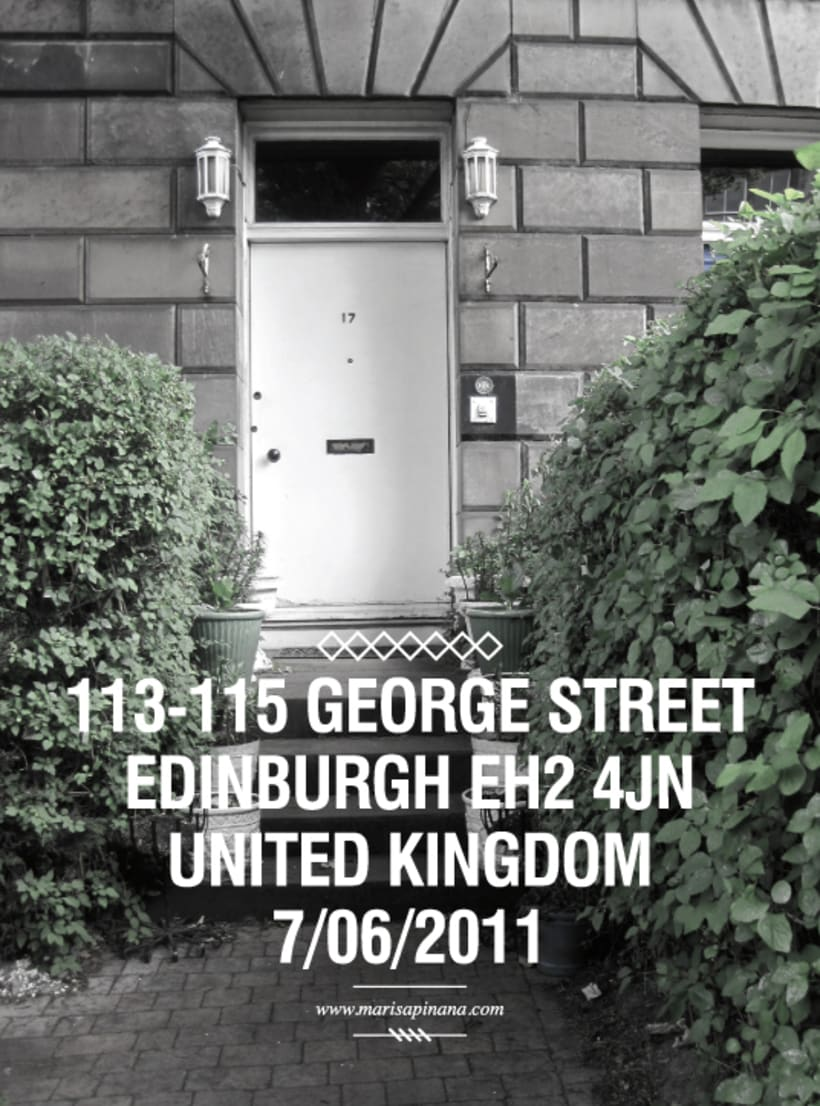 LONDON & EDINBURGH 1