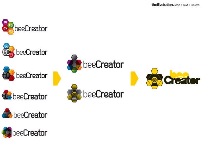 Beecreator Identidad 3