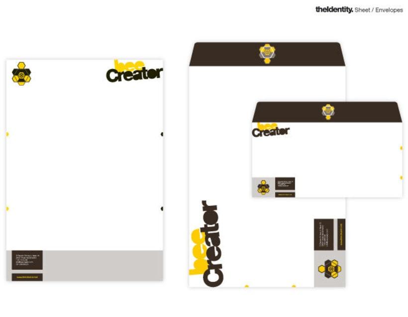 Beecreator Identidad 7