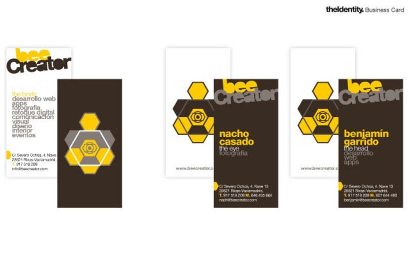 Beecreator Identidad 8