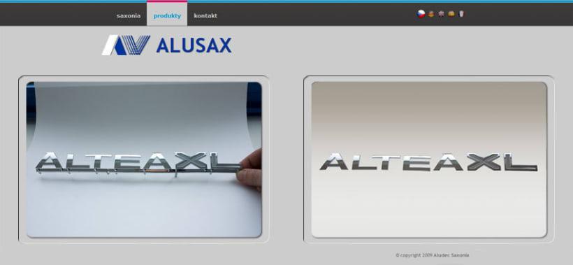 Alusax web 3
