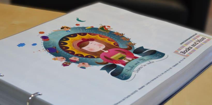 Ilustración / Diseño Catálogo 2