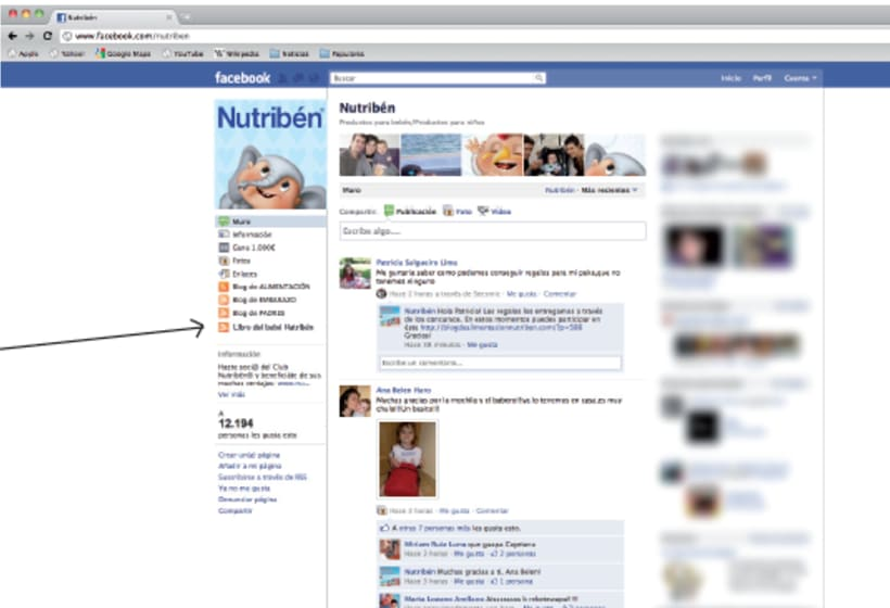Proyecto Nutribén 6
