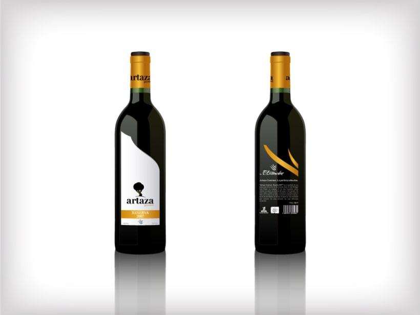 Artaza Gourmet Wine 2