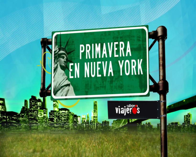 PRIMAVERA EN NUEVA YORK 2