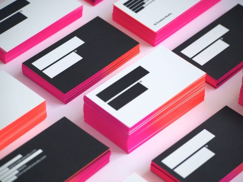 IS Creative Studio business cards 26