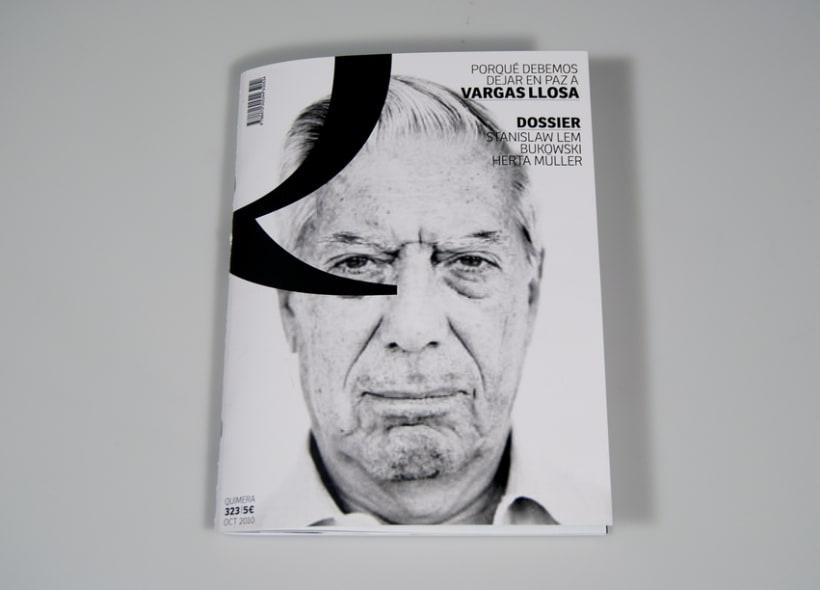 Quimera Magazine 8