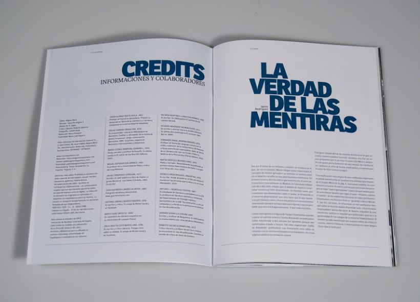 Quimera Magazine 6