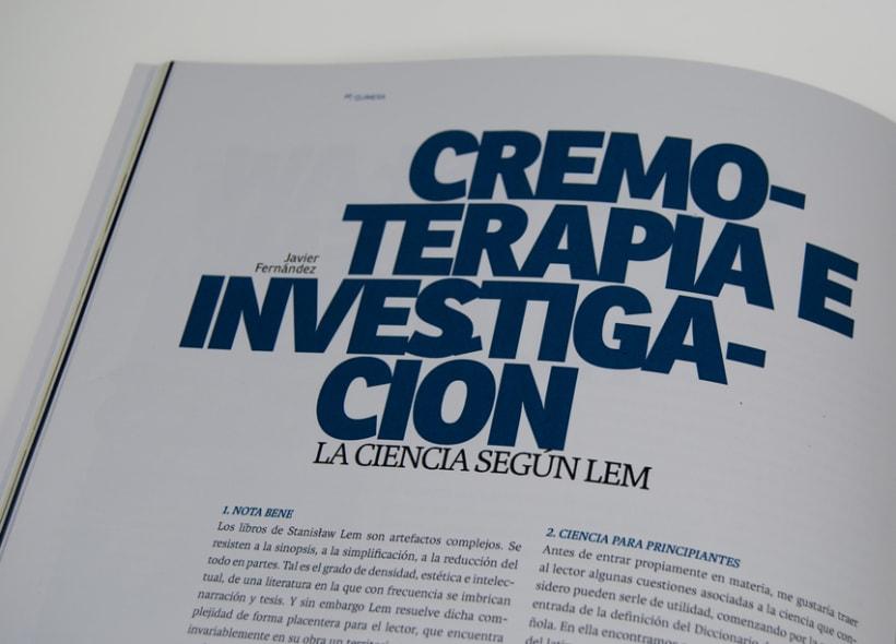 Quimera Magazine 2