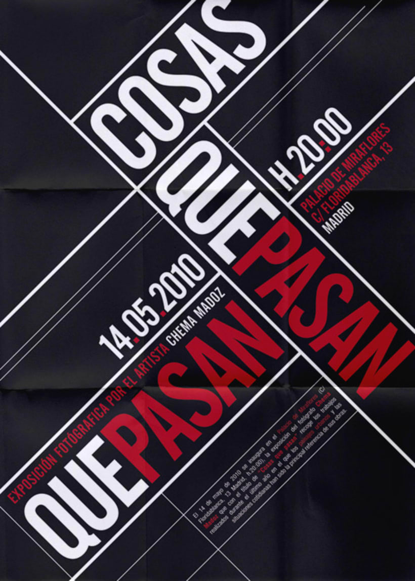 Typographic Posters 2