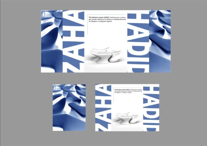 Folleto Zaha Hadid 5