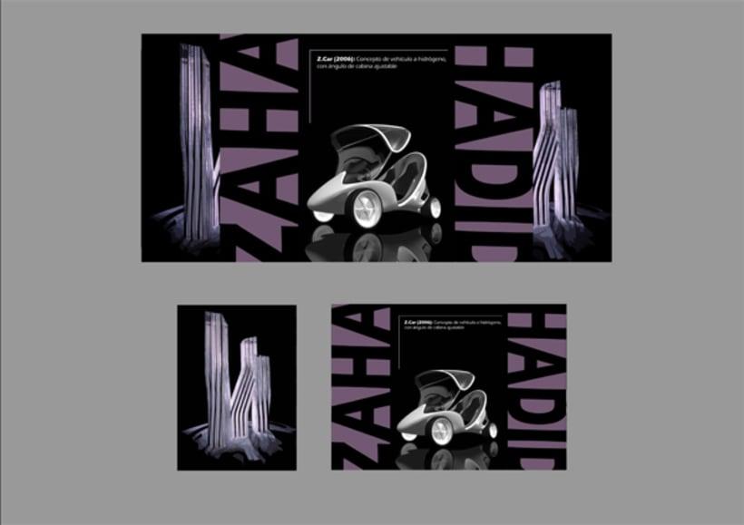 Folleto Zaha Hadid 2