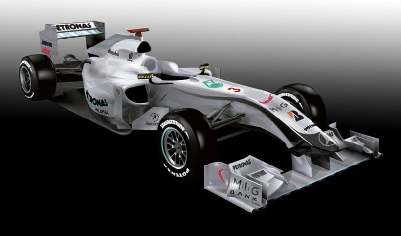 Calendario F1 4