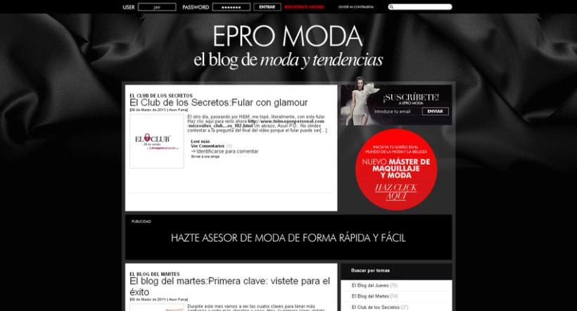 Epro Moda - El blog de moda y tendencias 1