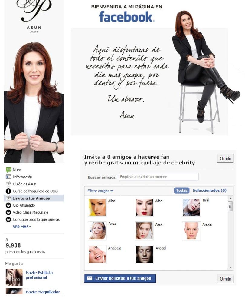 Facebook: Asun Parra - Maquillaje y Moda 1