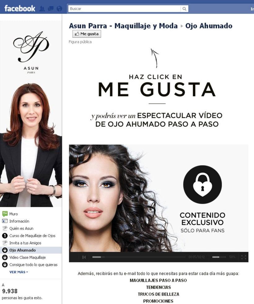 Facebook: Asun Parra - Maquillaje y Moda 3