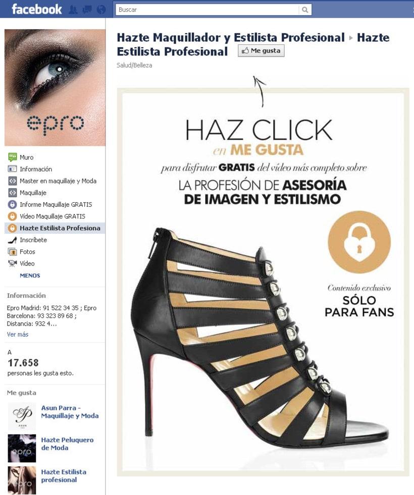 Facebook: Epro - Hazte Maquillador y Estilista Profesional 3