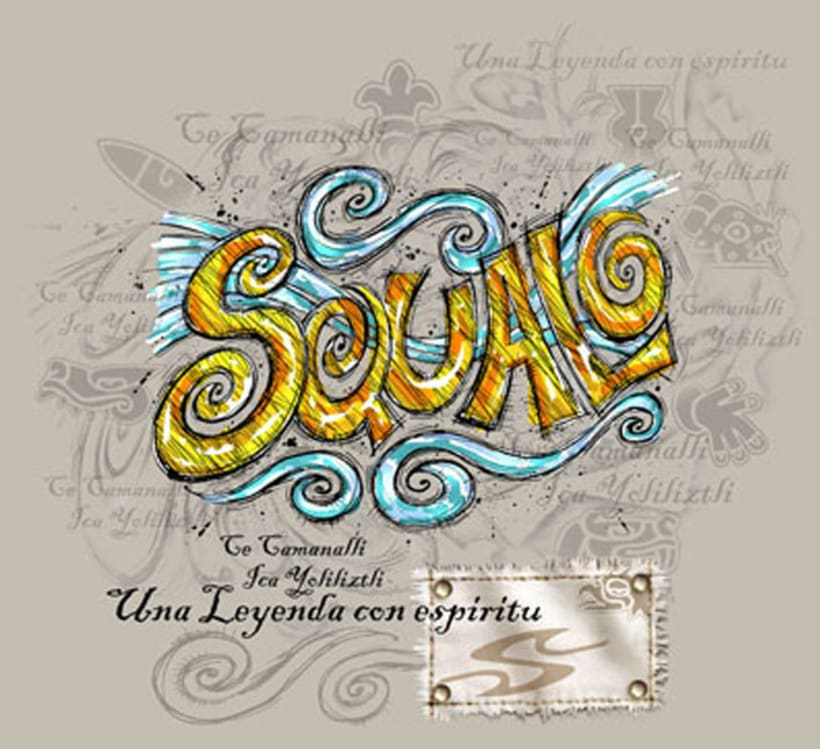 Logotipo Squalo 23