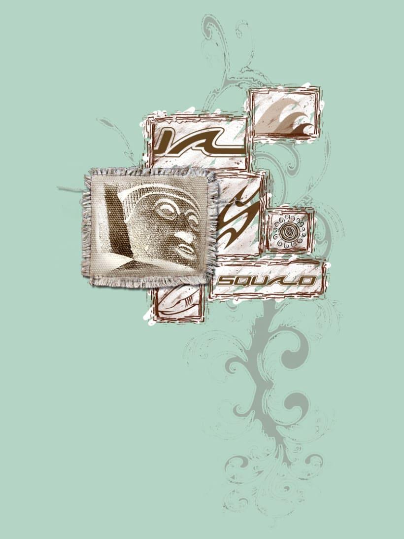 Logotipo Squalo 12