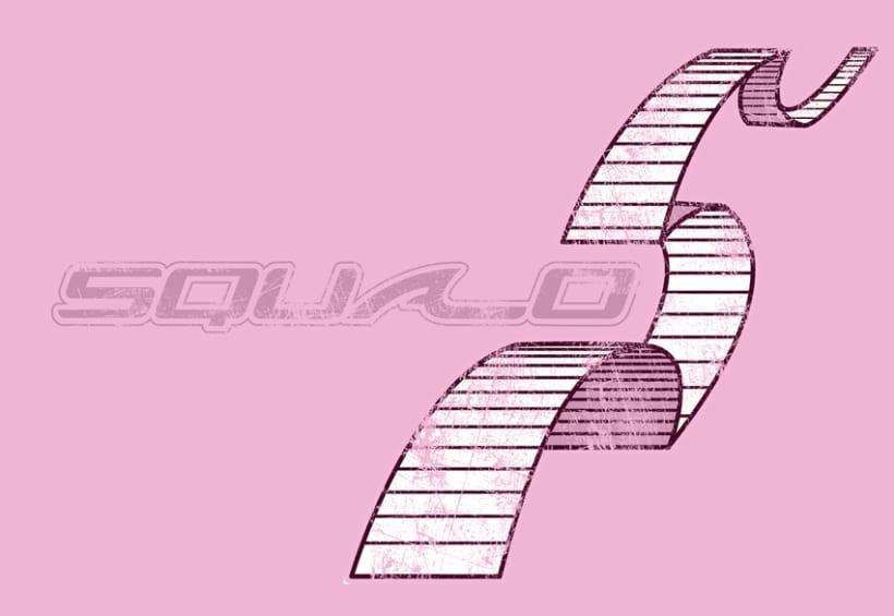 Logotipo Squalo 13